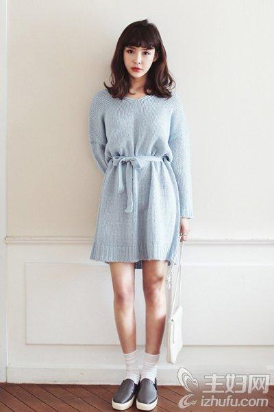 资讯2015时尚春装搭配秘诀 4款长袖连衣裙必备